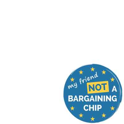 friend NOT bargaining chip