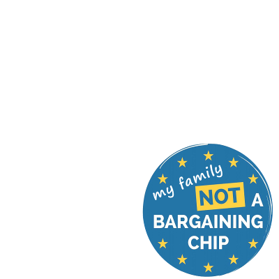 family NOT a bargaining chip
