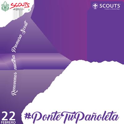 #PonteTuPañoleta