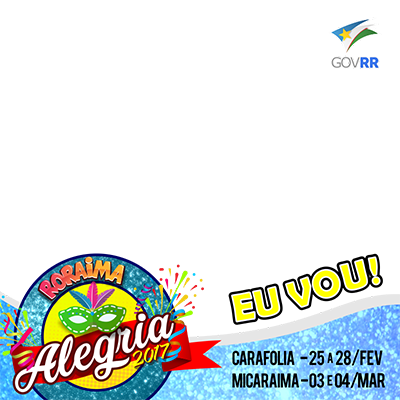 RORAIMA ALEGRIA 2017