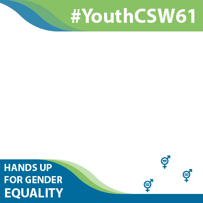 Youth Forum for CSW61
