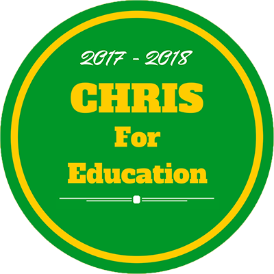 Chris McCahill For Education