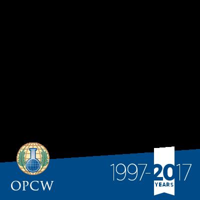 OPCW is 20!