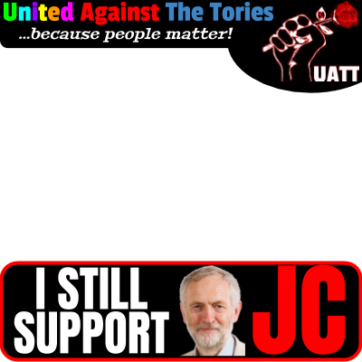 Corbyn Labour IN Tories OUT
