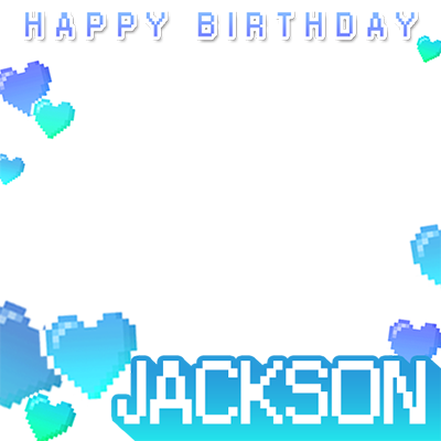 Happy Birthday Jackson