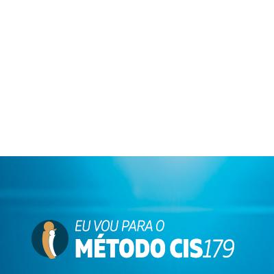 Eu vou para o Metodo CIS 179