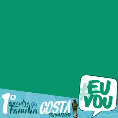 1º Encontro da Família Costa
