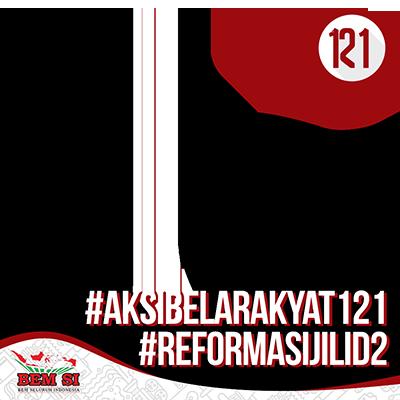 121 Bela Rakyat!