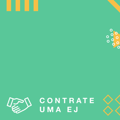 #ContrateUmaEJ