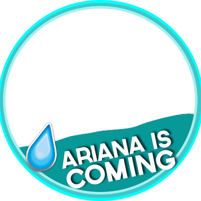 ARIANA IS COMING