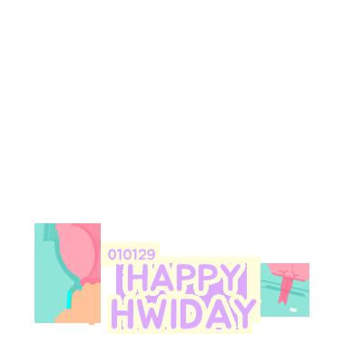 Happy BirthDay to Daehwi