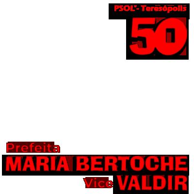Maria e Valdir Psol 50