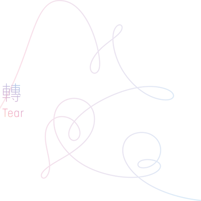 Love Yourself Tear (A ver ) - Support Campaign | Twibbon