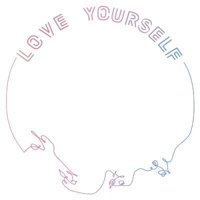 Love Yourself Tear