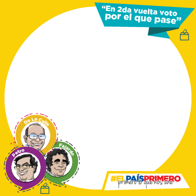 #ElPaísPrimero