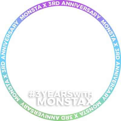 #3YearsWithMonstaX