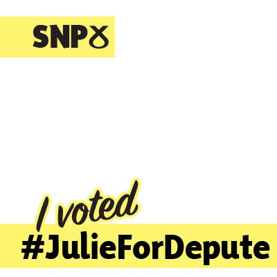 JulieForDepute