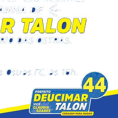 Deucimar Prefeito 44
