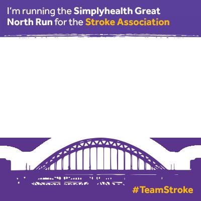 TeamStroke - Great North Run
