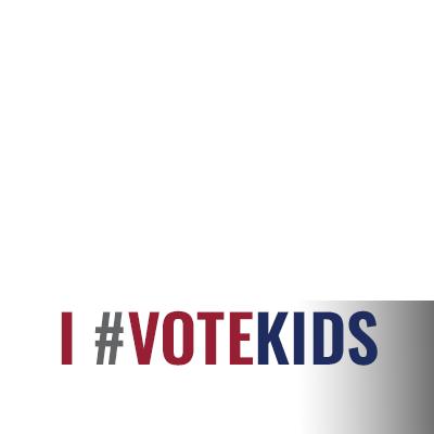 #VoteKids