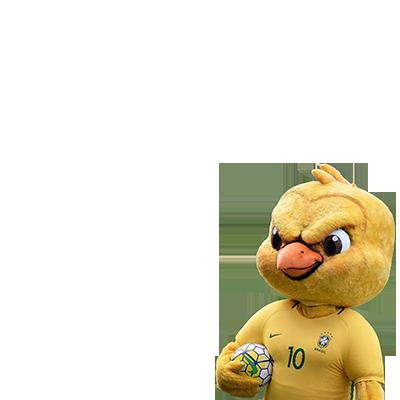 Canarinho Pistola Copa 2018