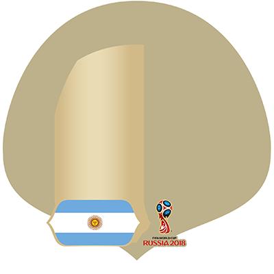 Argentina - WorldCup 2018 SG