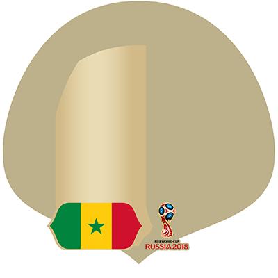 Senegal - WorldCup 2018 SG