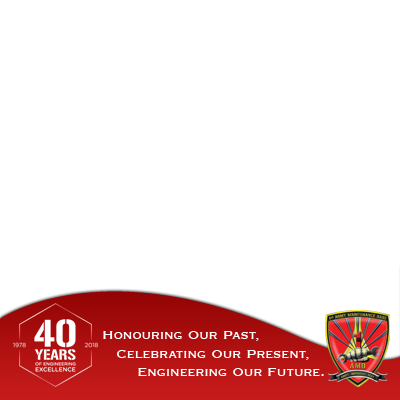 1AMB 40th Anniversary