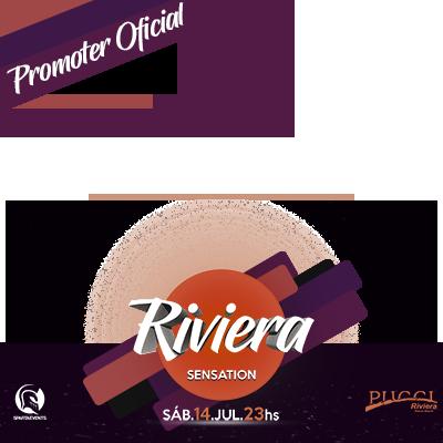 Riviera Sensation PROMOTER