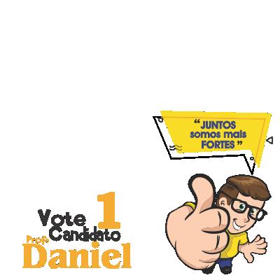 CANDIDATO 1 - DANIEL BESSA