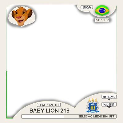Tema Facebook BabyLion 218
