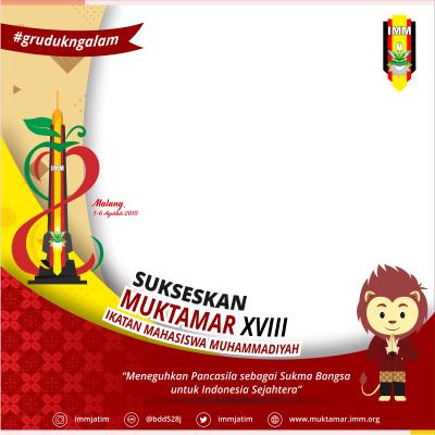 Muktamar XVIII IMM Malang