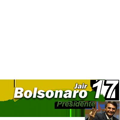 Bolsonaro 17 com foto