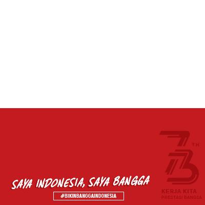 #BikinBanggaIndonesia