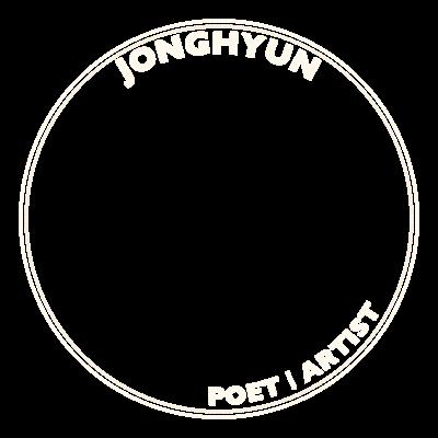 JONGHYUN - POET | ARTIST 2