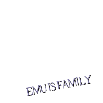 Emu Is Family
