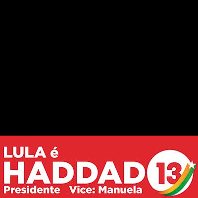 Lula é Haddad