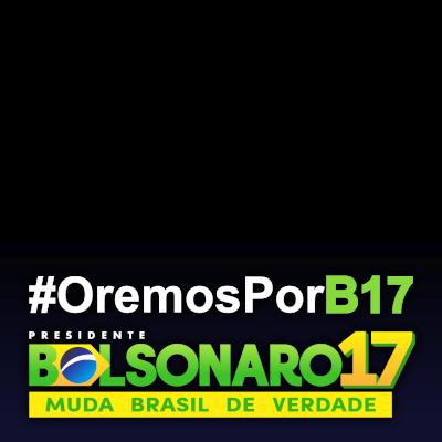 Bolsonaro 17 Muda Brasil