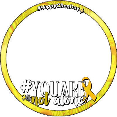 For Chen #YouAreNotAlone
