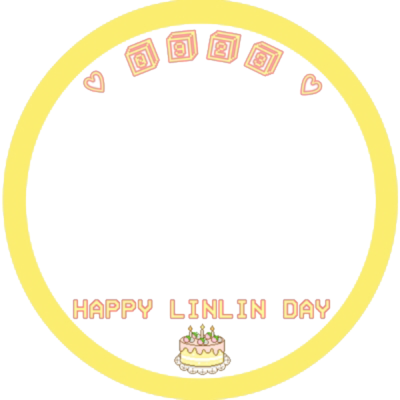 0923 / HAPPY LINLIN DAY