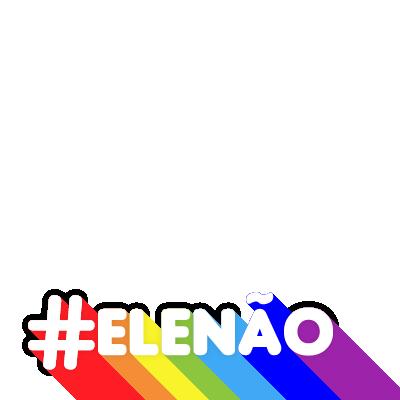 #elenao
