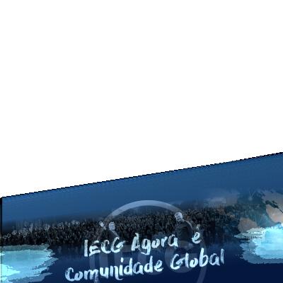IECG é Comunidade Global