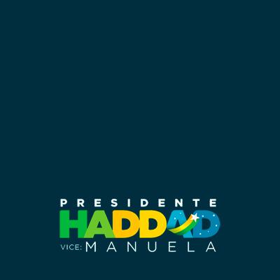 Haddad Presidente, Manu Vice