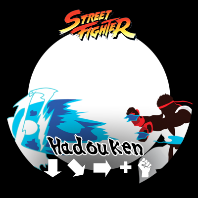 Street Fighter Hadouken
