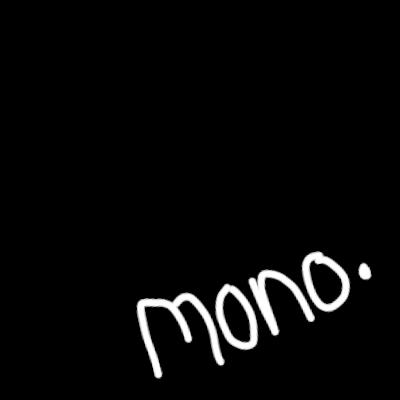 #RM #mono