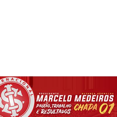 Chapa 01 - Marcelo Medeiros
