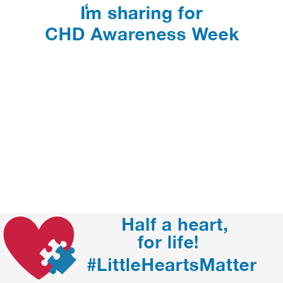 LHM for CHD Week 2018