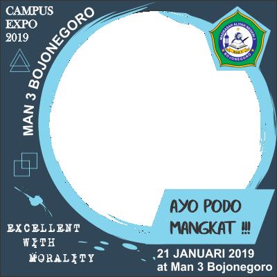 CAMPUS EXPO MAN 3 BOJONEGORO