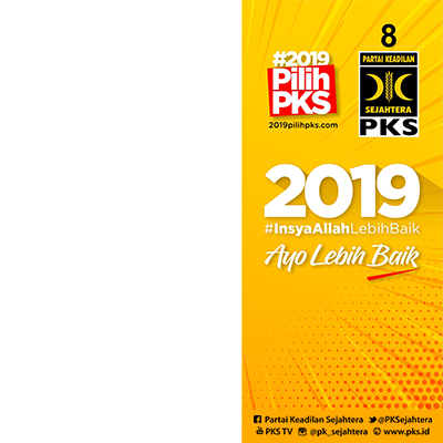 2019 Insya Allah Lebih Baik!