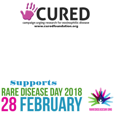 CURED & Rare Disease Day
